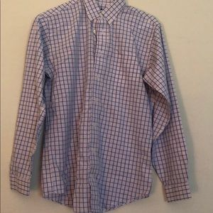 Brooks Brothers Boys Non-iron Buttondown Size L